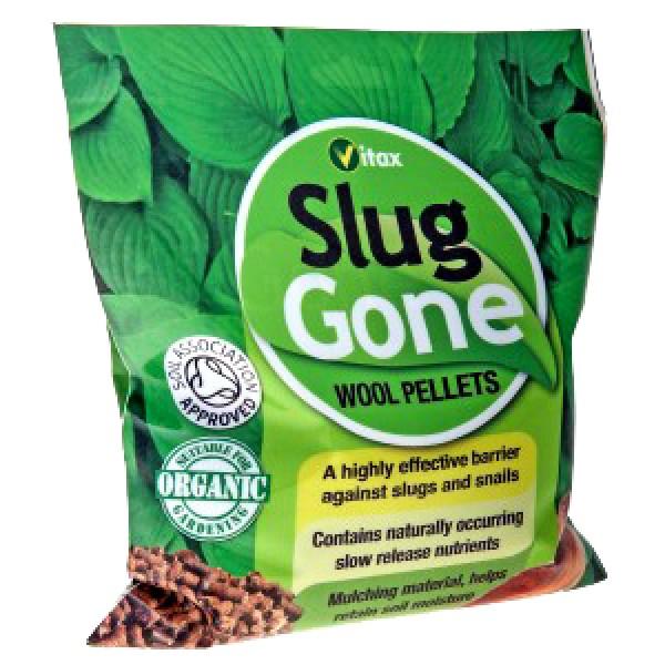 SLUG GONE (βιολογική σαλιγκαρίνη)