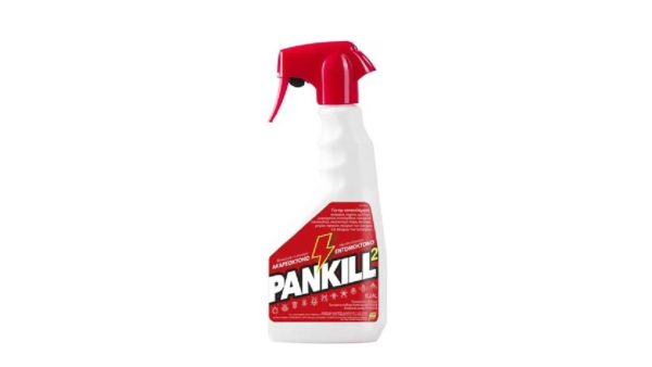 Pankill 0,2 CS RTU Ετοιμόχρηστο Εντομοκτόνο & Ακαρεοκτόνο 500ml