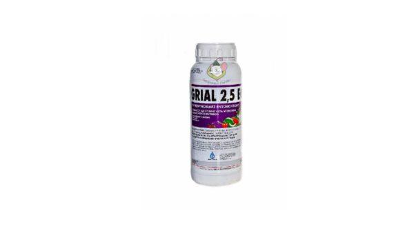 GRIAL 2,5 EC(deltamethrin 2.5 %)