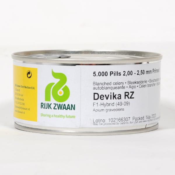 Υβρίδιο σέλινου DEVIKA RZ F1 green