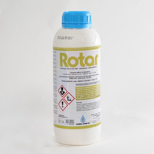 ROTAR (bupirimate 25%)