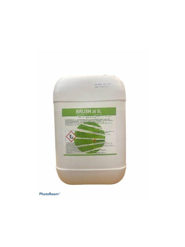 BRUSH 36 SL glyphosate, σε οξύ 36% ζιζανιοκτόνο