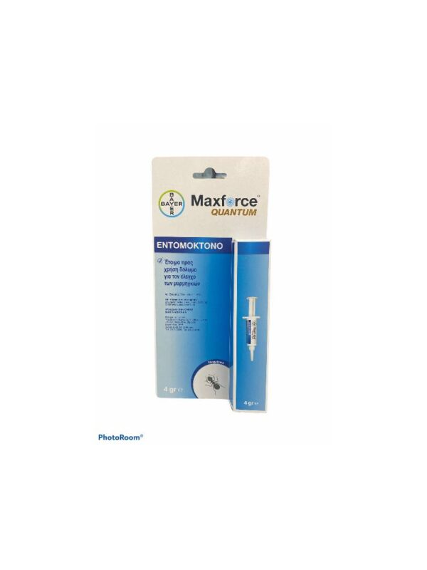 Maxforce QUANTUM gel για μυρμήγκια
