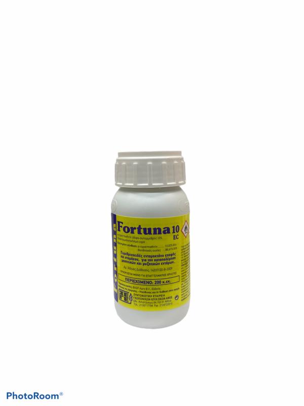 FORTUNA 10 EC(alpha-cypermethrin 10 %)