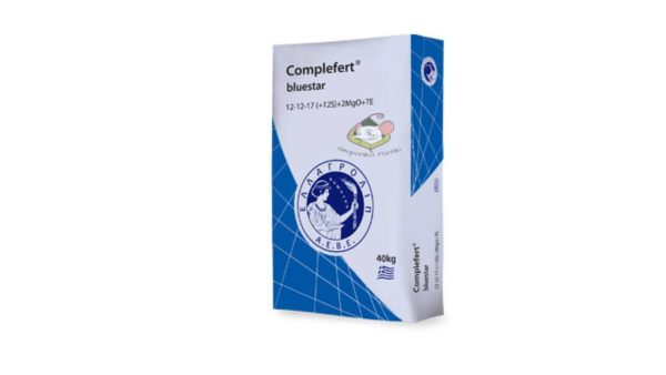 Comlefert Bluestar 12-12-17+2MgO+TE 25kg