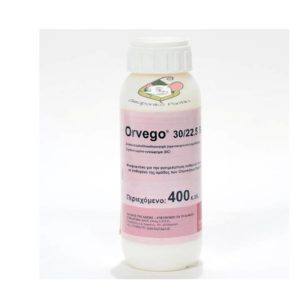 Orvego® 30/22,5 SC Μυκητοκτόνο(ametoctradin 30%  dimethomorph 22.5%)