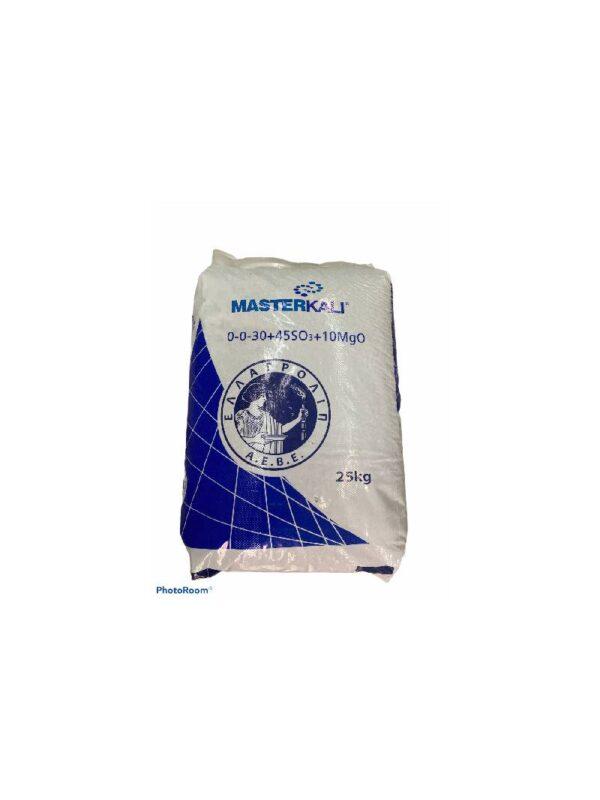 Masterkali 0-0-30+10MgO 25Kg