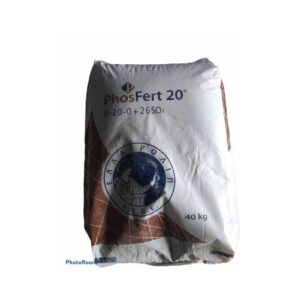 PhosFert® 20 0-20-0 (+27)