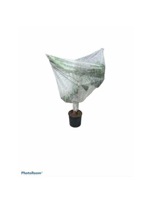 Αντιπαγετικό ύφασμα κουκούλα bulk μικρό (1,00 m.)