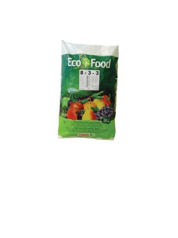 ECO plant FOOD 8 – 3 – 3 (bio)