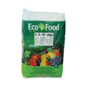 ECO plant FOOD 4 – 6 – 10 + 2%MgO (bio)