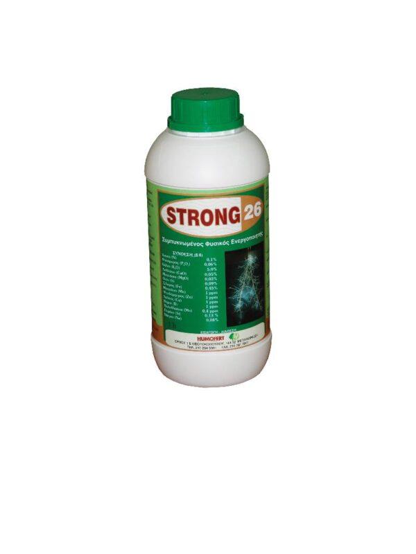 STRONG-26 Υγρός συμπυκνωμένος ενεργοποιητής