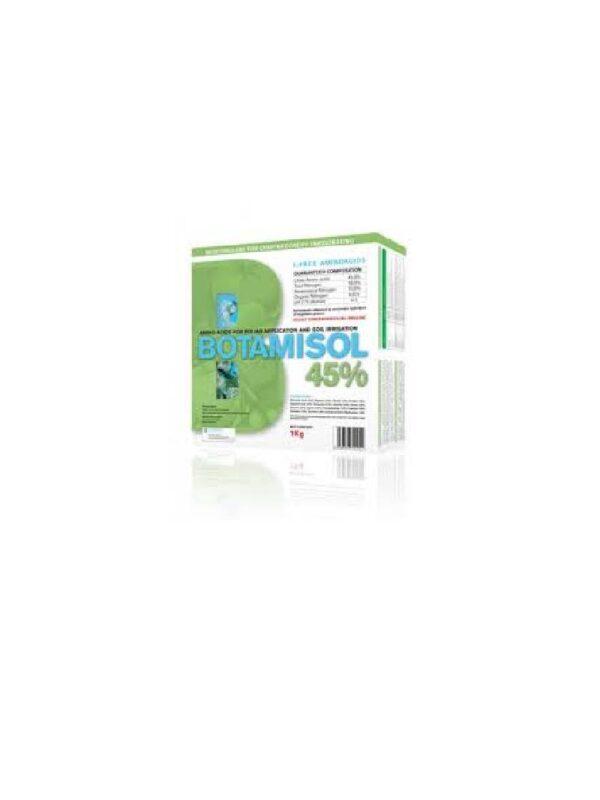 BOTAMISOL 45  Πυκνό Σκεύασμα L-αμινοξέων