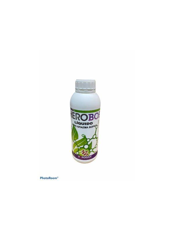 Herobor liquido(Υγρό λίπασμα βορίου)