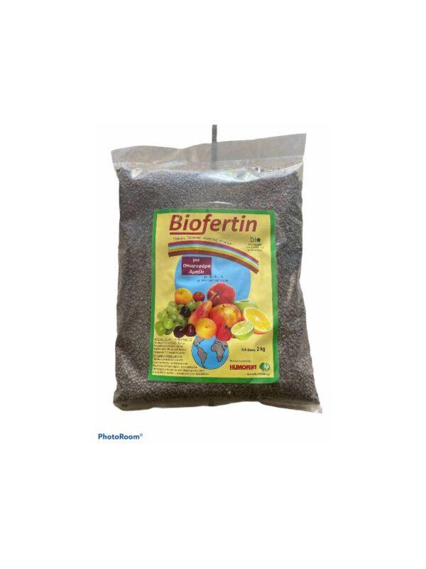 Biofertin 6-8-15 για οπωροφόρα δέντρα