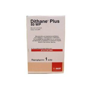 Dithane plus  80 WP mancozeb 80 %