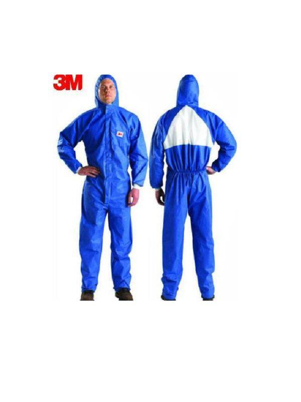 3M Φόρμα Προστασίας Μπλε Τύπου 5/6 4530 xl