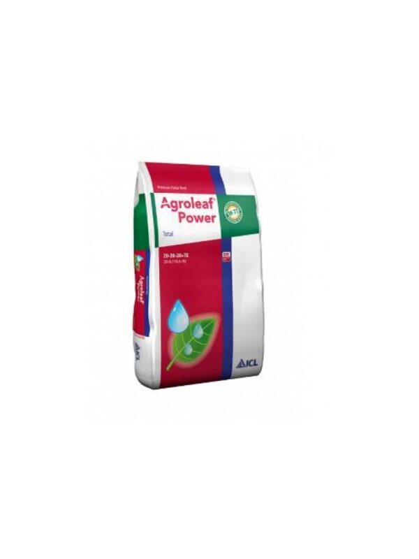 Agroleaf Power Total 20-20-20+TE 2kg