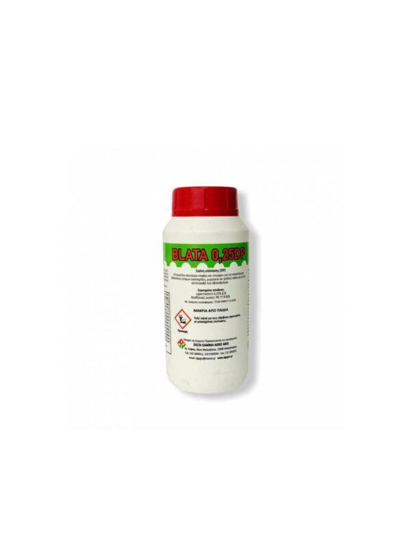 Blata 0,25DP Cypermethrin 0,25%