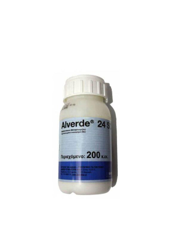 Alverde® 24 SC metaflumizone 24 %
